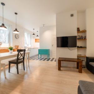Apartament Skandynawski Jurata, Ratibora 71