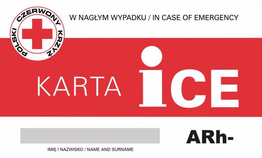 Przeczytaj więcej o artykule Karta ICE. Co to jest i dlaczego warto mieć ją przy sobie jadąc na wakacje?