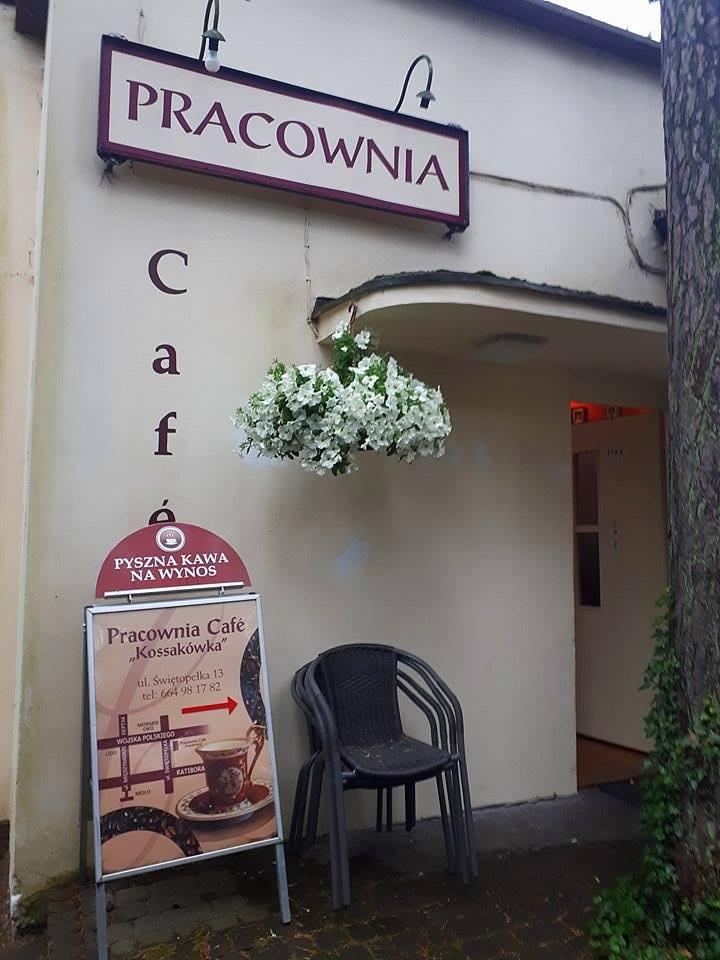 Pracownia Cafe Kossakówka. Willa Wojciecha Kossaka w Juracie.