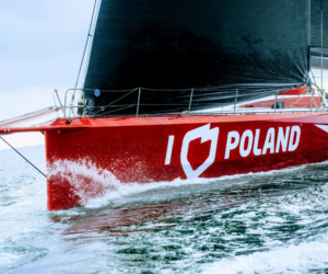 "Jacht  I love Poland wygrywa regaty ""Rolex Middle Sea Race 2020"""