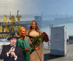 Wielki Gatsby w Juracie czyli 90. urodziny Juraty. Relacja z obchodów i zdjęcia.