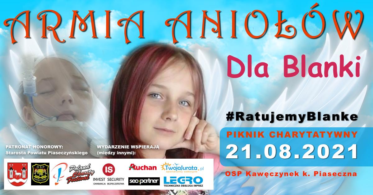 Przeczytaj więcej o artykule TwojaJurata.pl partnerem pikniku charytatywnego Armia Aniołów Dla Blanki